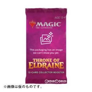 『新品即納』{BOX}{TCG}MTG マジック:ザ・ギャザリング エルドレインの王権(Throne of Eldraine) コレクター・ブースターパック(英語版)(12パック)(20191004)