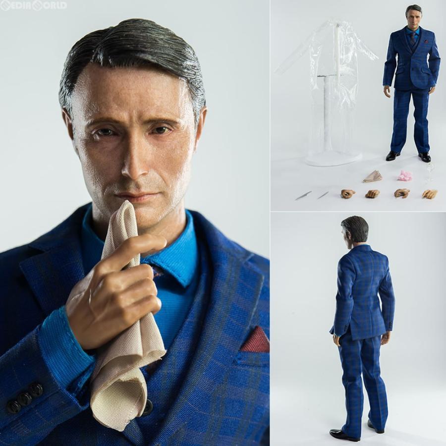 『新品即納』{FIG}Dr. Hannibal Lecter(Dr. ハンニバル・レクター) HANNIBAL(ハンニバル) 1/6フィギュア threezero(スリーゼロ)(20170831)
