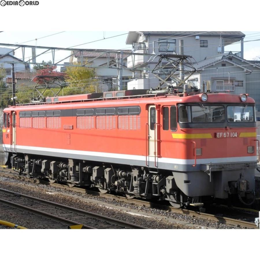 『新品即納』{RWM}9182 JR EF67-100形電気機関車(更新車) Nゲージ 鉄道模型 TOMIX(トミックス)(20171228)