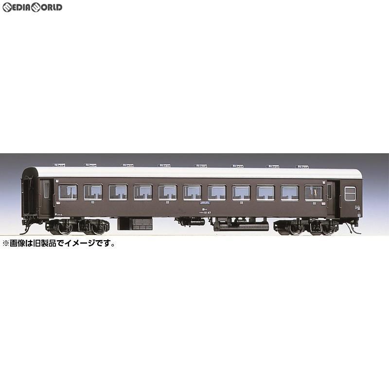 『新品』『O倉庫』{RWM}HO-5001 国鉄客車 ナハ10形(茶色) HOゲージ 鉄道模型 TOMIX(トミックス)(20190201)