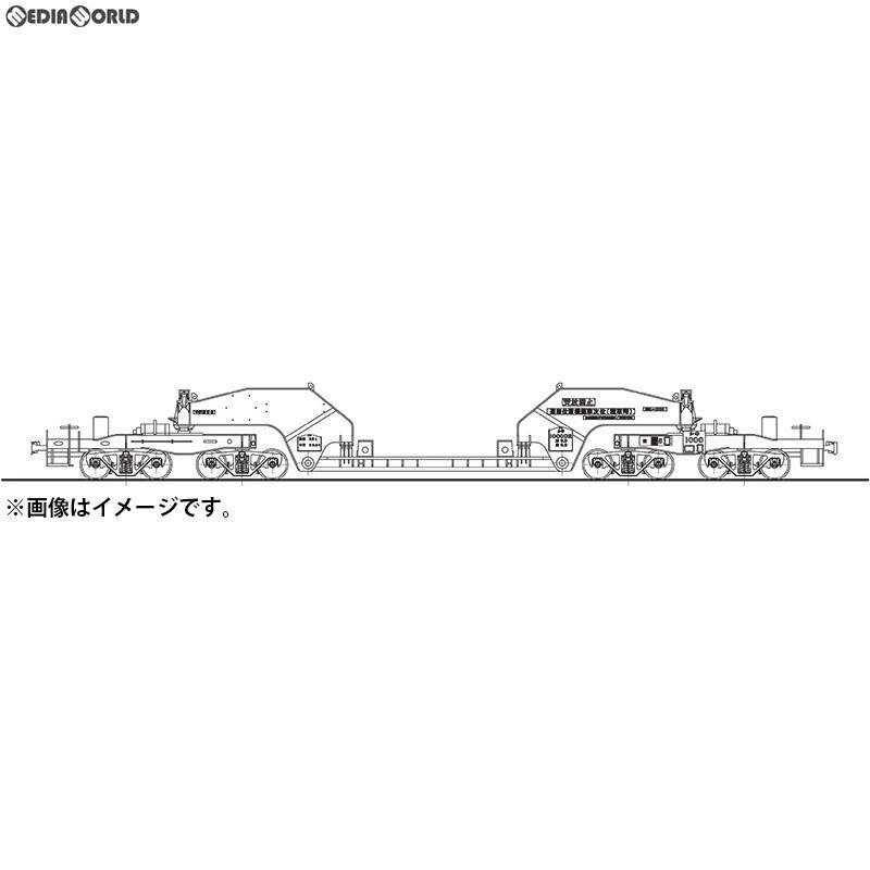 『新品即納』{RWM}16番 シキ1000形 大物車(D2桁仕様) 組立キット HOゲージ 鉄道模型 ワールド工芸(20190425)
