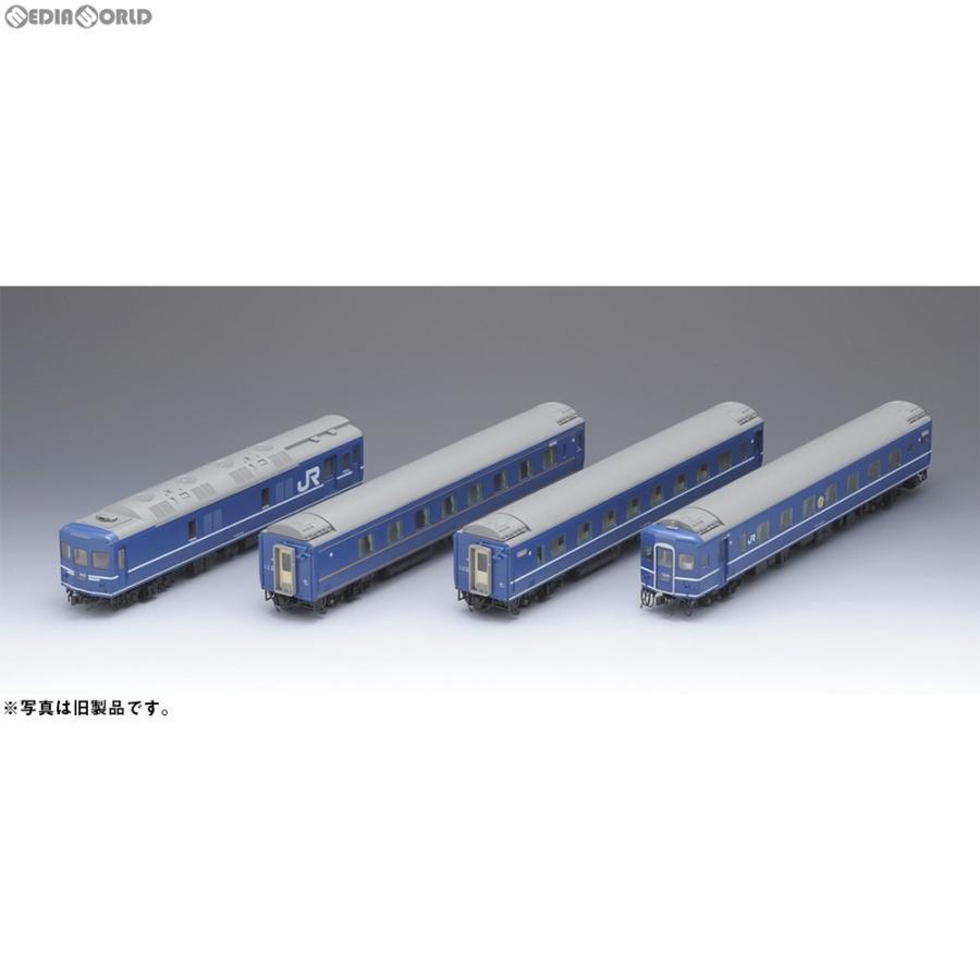 『新品』『O倉庫』{RWM}HO-9044 JR 24系24形特急寝台客車(あけぼの)基本セット(4両) HOゲージ 鉄道模型 TOMIX(トミックス)(20190831)
