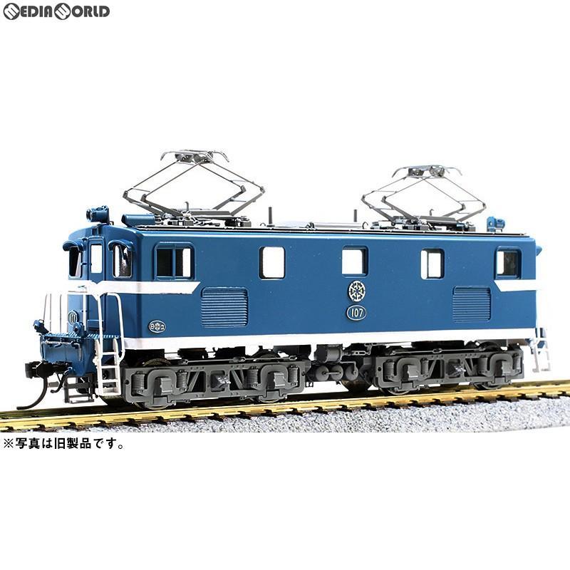 『新品即納』{RWM}16番 秩父鉄道 デキ107 II 電気機関車 組立キット リニューアル品 HOゲージ 鉄道模型 ワールド工芸(20190831)