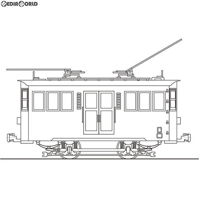 『予約安心出荷』{RWM}16番 京福電鉄 テキ20 電気機関車 組立キット HOゲージ 鉄道模型 ワールド工芸(2019年12月)