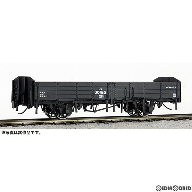 『予約安心出荷』{RWM}国鉄 トラ30000形 無蓋車 組立キット HOゲージ 12mm 鉄道模型 ワールド工芸(2019年11月)