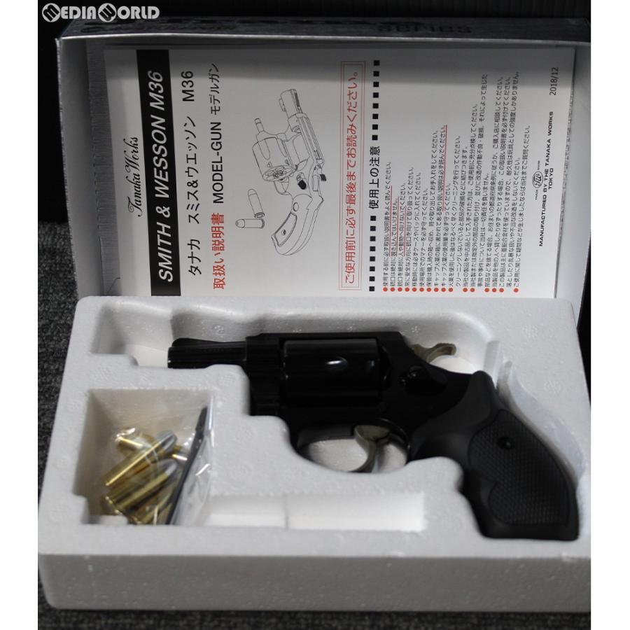 『新品即納』{MIL}タナカワークス 発火モデルガン S&W M37 J-Police(ジェイポリス) 2インチ スチールジュピターフィニッシュ バージョン2(20190413)