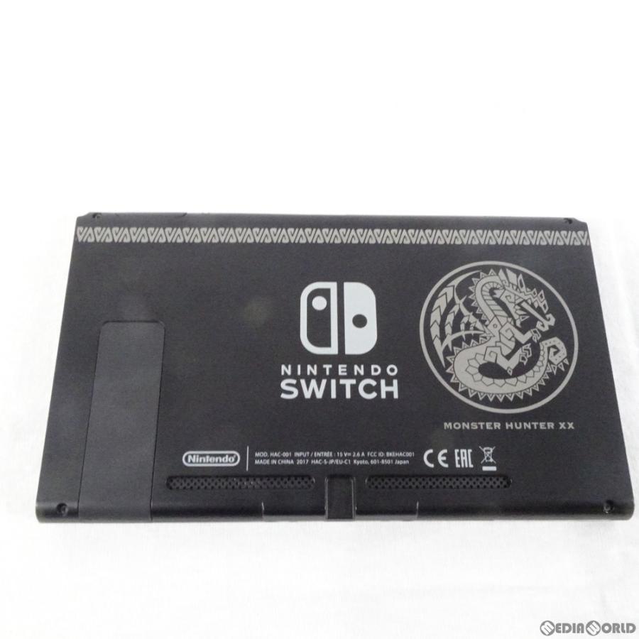 『中古即納』{訳あり}{本体}{Switch}モンスターハンターダブルクロス Nintendo Switch Ver.(ニンテンドースイッチバージョン) スペシャルパック(HAC-S-KCAEB)|media-world|04