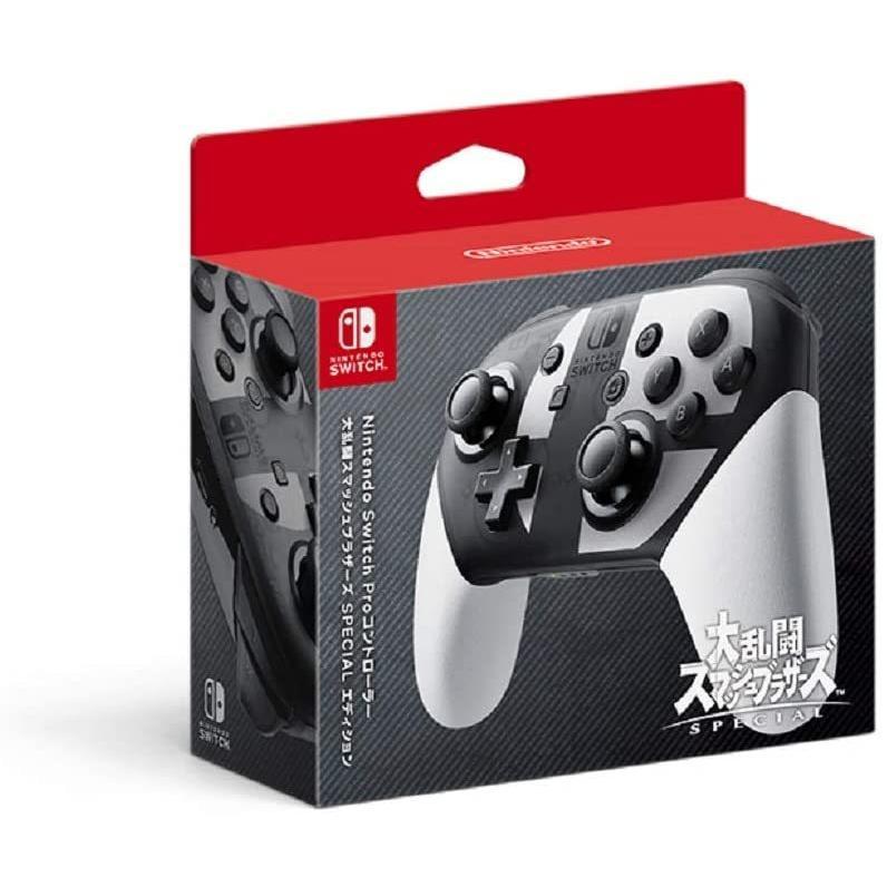 Nintendo Switch Proコントローラー 大乱闘スマッシュブラザーズ SPECIALエディション(管理番号:463776) media9