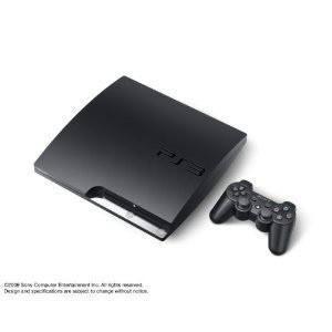 『中古即納』{B品}{本体}{PS3}プレイステーション3 PlayStation3 HDD120GB チャコール・ブラック(CECH-2100A)(20100327)