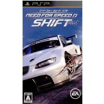 『中古即納』{PSP}ニード・フォー・スピード シフト(Need for Speed: Shift)(20091112)|mediaworld-plus