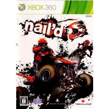 『中古即納』{Xbox360}Nail'd(ネイルド)(20110421) mediaworld-plus