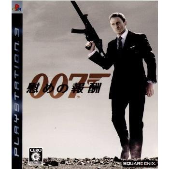 中古即納 {PS3}007 慰めの報酬 いつでも送料無料 20090326 驚きの価格が実現