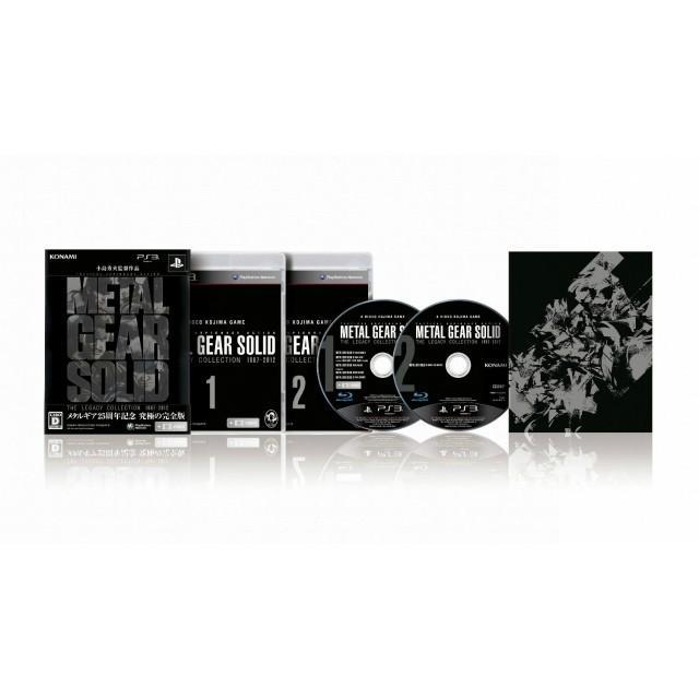 『中古即納』{PS3}METAL GEAR SOLID THE LEGACY COLLECTION(メタルギア ソリッド レガシーコレクション)(20130711)|mediaworld-plus