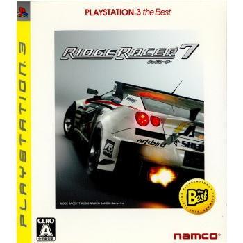 『中古即納』{PS3}リッジレーサー7 PLAYSTATION3 the Best(BLJS-50001)(20080319)|mediaworld-plus