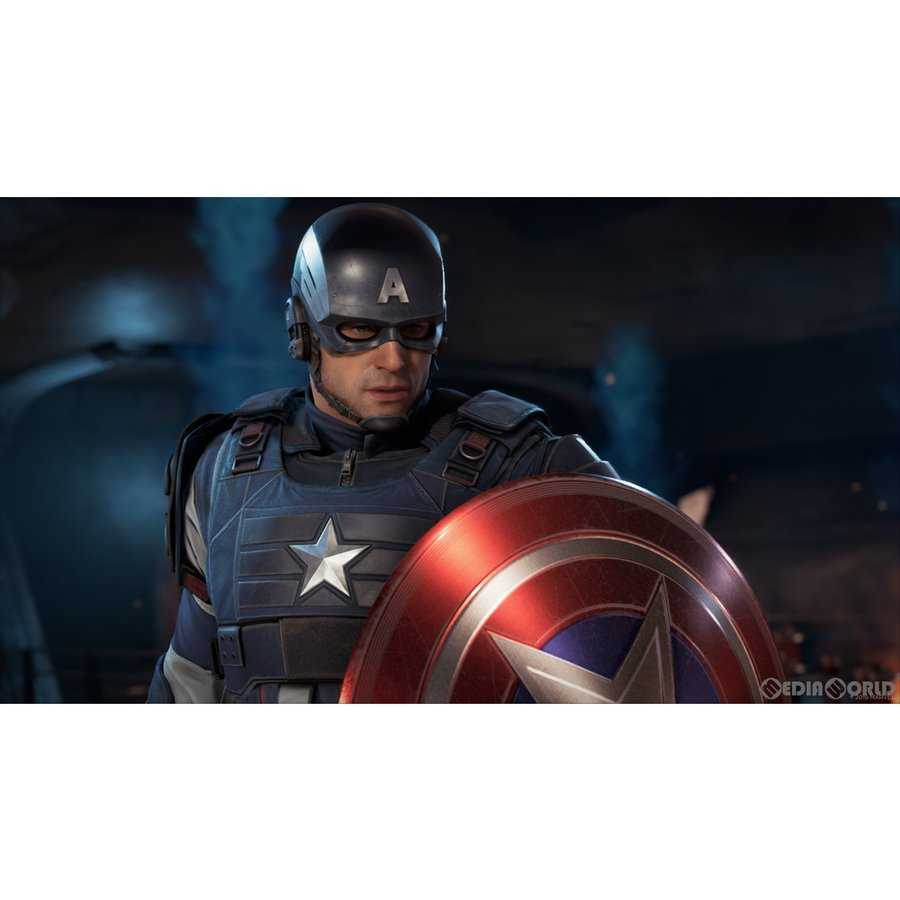 『中古即納』{PS4}Marvel's Avengers(アベンジャーズ)(20200904) mediaworld-plus 03
