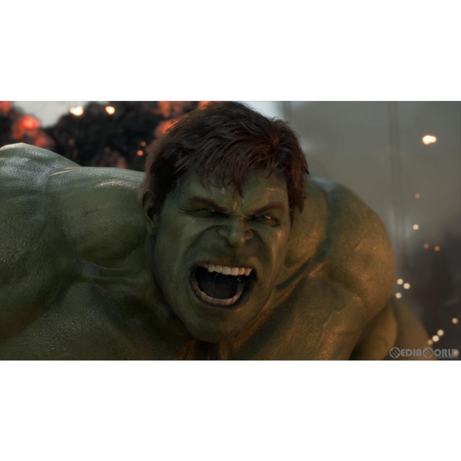 『中古即納』{PS4}Marvel's Avengers(アベンジャーズ)(20200904) mediaworld-plus 04