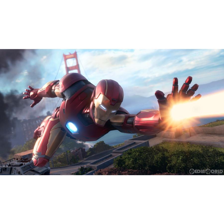 『中古即納』{PS4}Marvel's Avengers(アベンジャーズ)(20200904) mediaworld-plus 05
