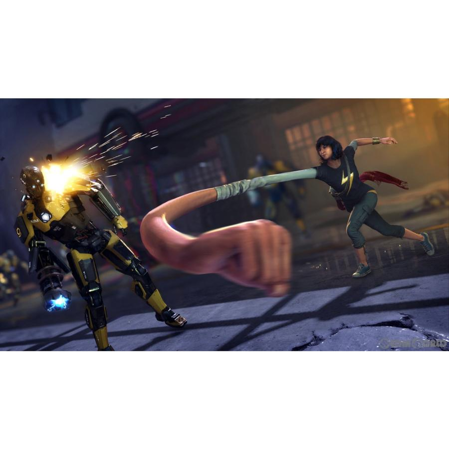 『中古即納』{PS4}Marvel's Avengers(アベンジャーズ)(20200904) mediaworld-plus 08