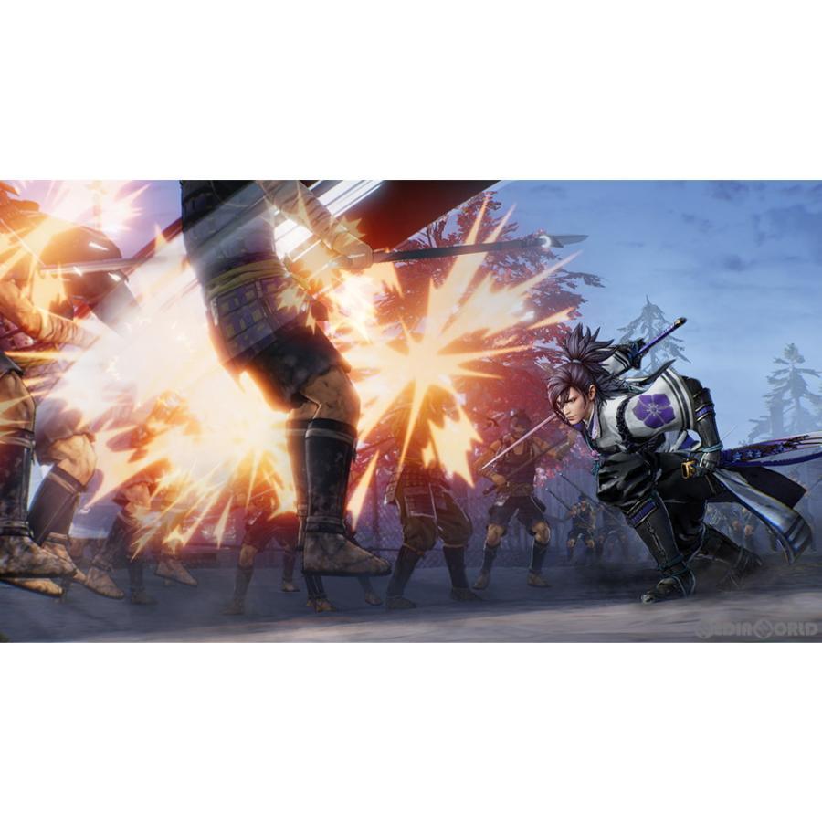 『中古即納』{PS4}戦国無双5 通常版(20210624)|mediaworld-plus|05