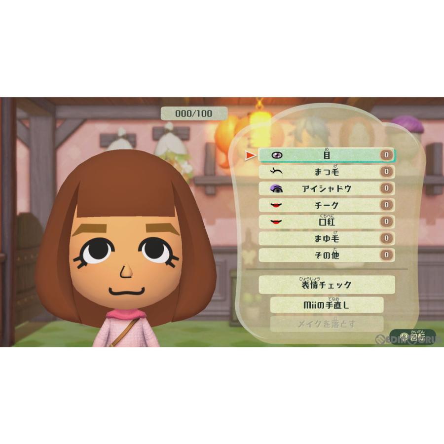 『中古即納』{Switch}Miitopia(ミートピア)(20210521) mediaworld-plus 07