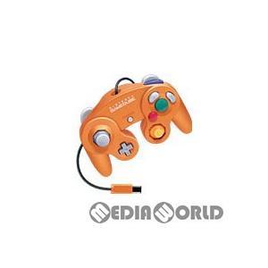 中古即納 {ACC}{WiiU}ニンテンドー 送料無料限定セール中 ゲームキューブ コントローラ 任天堂 DOL-A-CO 大人気 オレンジ 20010914