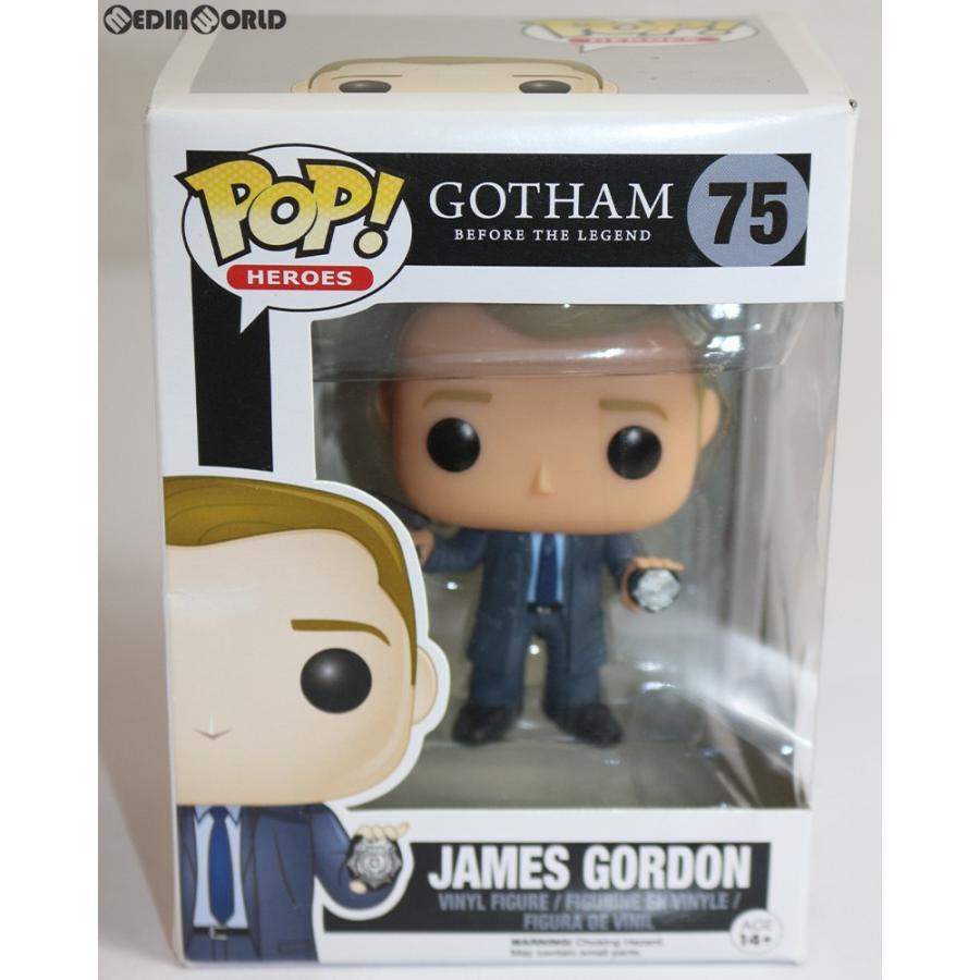 before the legend James Gordon Pop Gotham Funko heroes Vinyl Figure n° 75