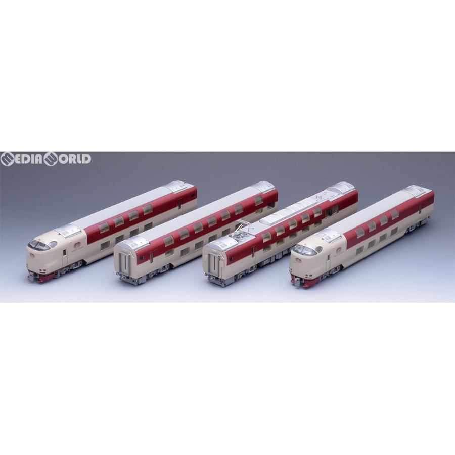 『新品即納』{RWM}(再販)HO-9002 JR 285系特急寝台電車(サンライズエクスプレス)基本セットB(4両) HOゲージ 鉄道模型 TOMIX(トミックス)(20190301)