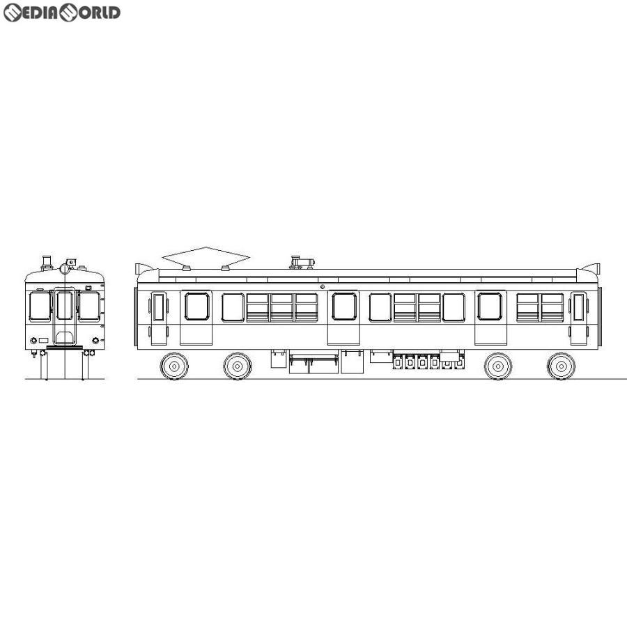 『新品即納』{RWM}京成青電モハ100形タイプ 2両セット 床下機器付 HOゲージ 鉄道模型 Masterpiece(マスターピース)(20190331)