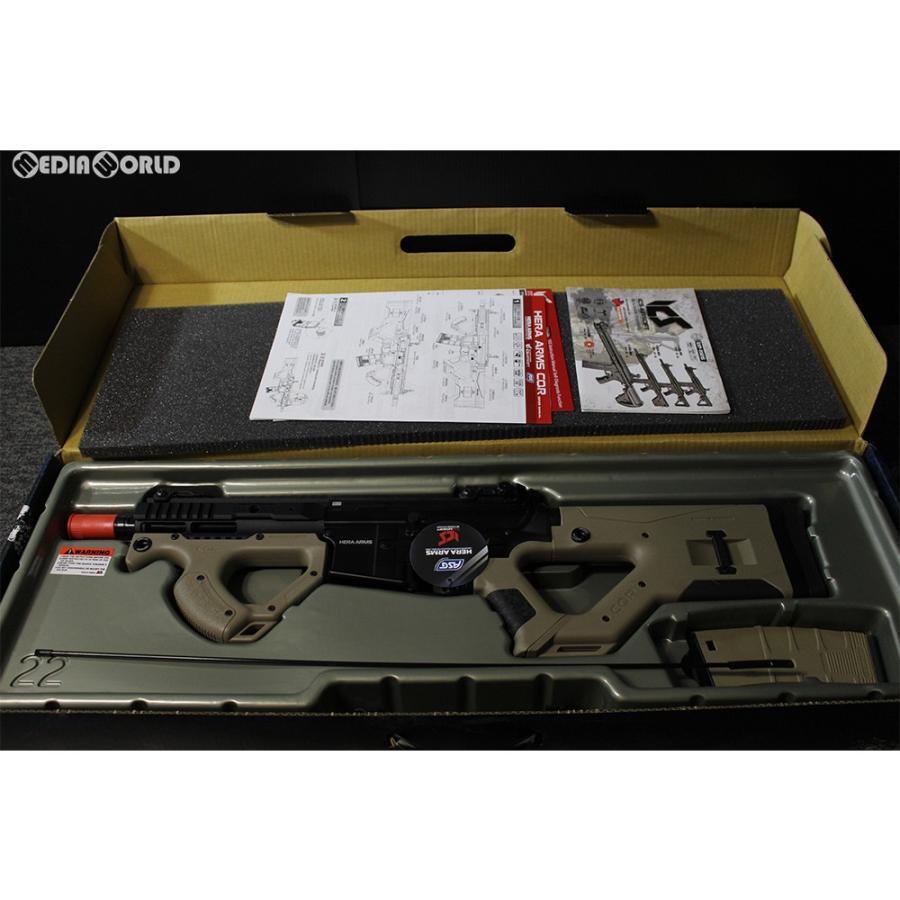 『新品即納』{MIL}ICS/ASG(アクションスポーツゲーム) 電動アサルトライフル HERA ARMS(ヘラアームズ) CQR SSS.IIVe 2tone(IMD-390S3-1)(18歳以上専用)