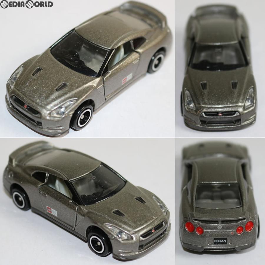 『中古即納』{訳あり}{FIG}トミカ 40周年記念 日産 GT-R(R35) 1/61 完成品 ミニカー トミカ40周年 ありがとうキャンペーン商品 タカラトミー(20101130)