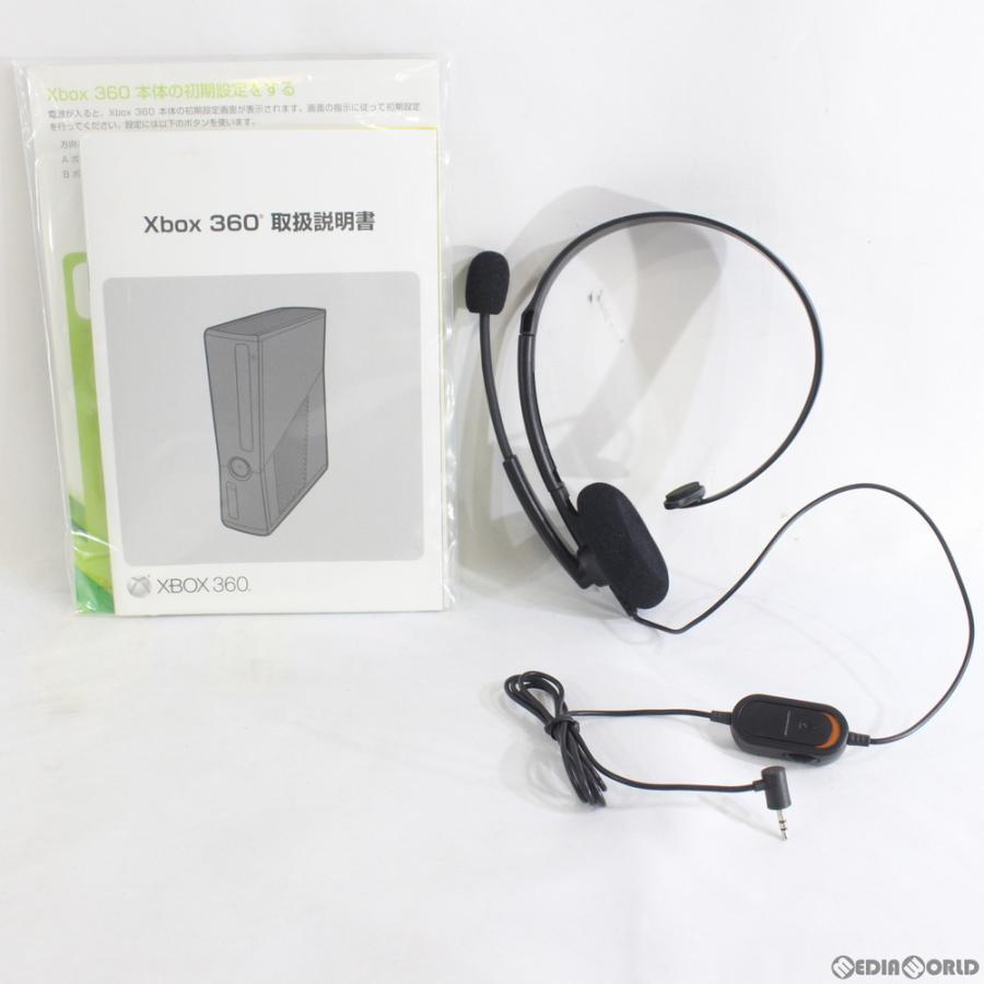 『中古即納』{訳あり}{本体}{Xbox360}Xbox 360 250GB(RKH-00014)(20100624)|mediaworld-plus|03