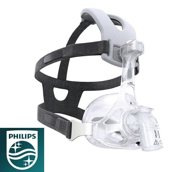 【フィリップス PHILIPS】CPAP( シーパップ)AF541 フルフェイスマスク(UTNクッション10入) セット