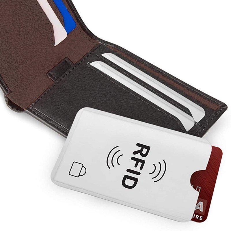 スキミング防止 カードケース スリーブ10枚セット 薄型 縦向き 横向き 干渉防止 磁気防止 ICカード クレジットカード キャッシュカード ポイント消化|megacart|07