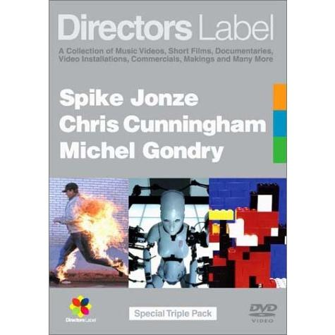 DIRECTORS LABEL スペシャル·トリプル·パック (初回限定生産) [DVD]