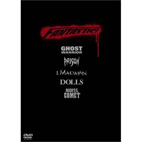 FANTASTIC ! BOX (6枚組) [DVD]