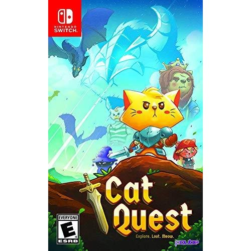 Cat Quest (輸入版:北米) - Switch