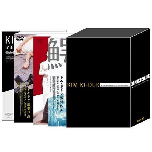キム·ギドク初期作品集BOX(4枚組) [DVD]