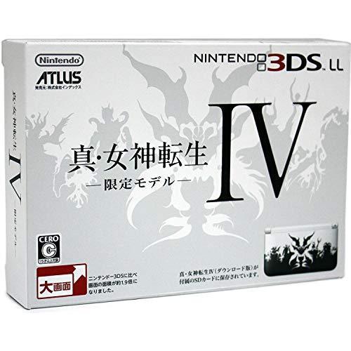 ニンテンドー 3DSLL 真·女神転生IV 限定モデル