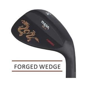 【MEGA GOLF Dragon Forged Wedge】 メガゴルフ ドラゴン フォージド ウェッジ