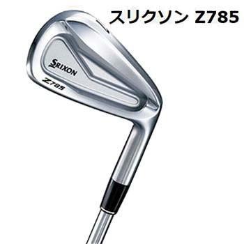 9本 ダンロップ スリクソン Z785 アイアンセット DG・NS スチールシャフト 日本正規品 送料無料