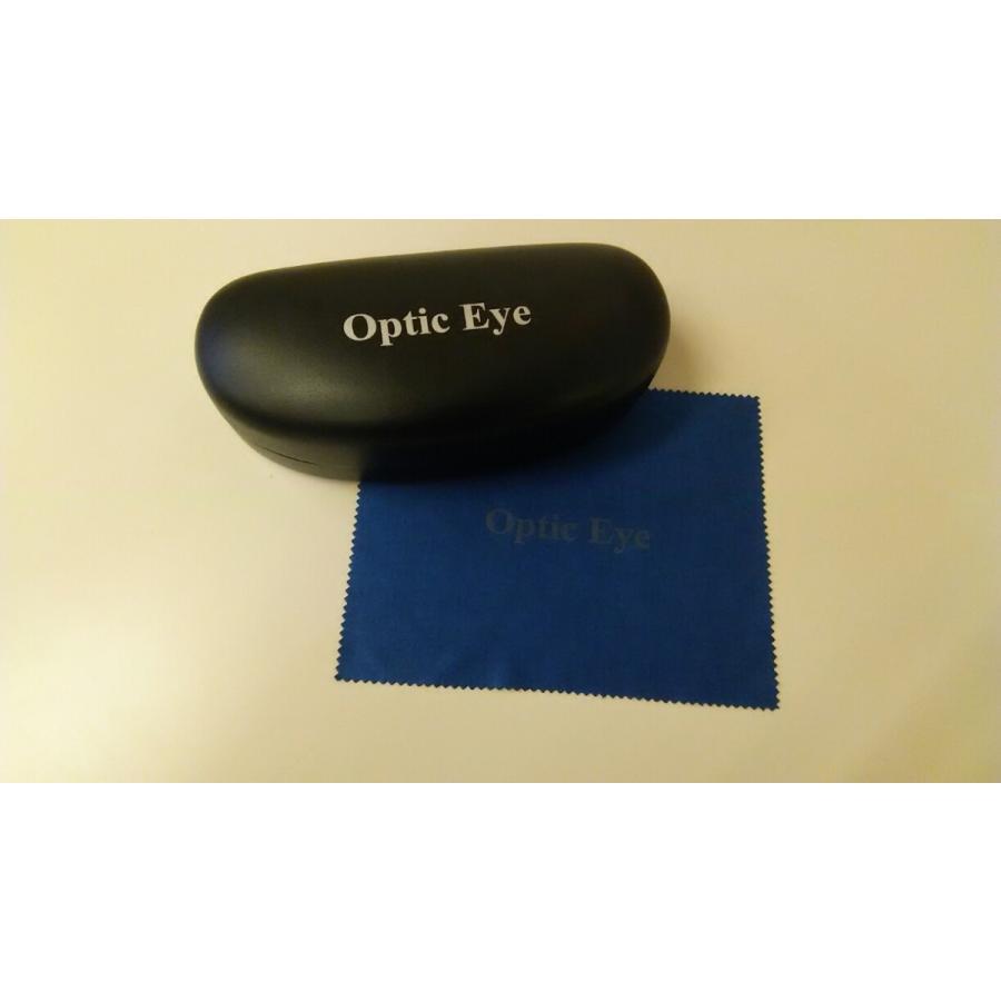 パソコン用レンズ 歪みの少ない薄型レンズ付きメガネセット(TR9155)|meganeno1|03