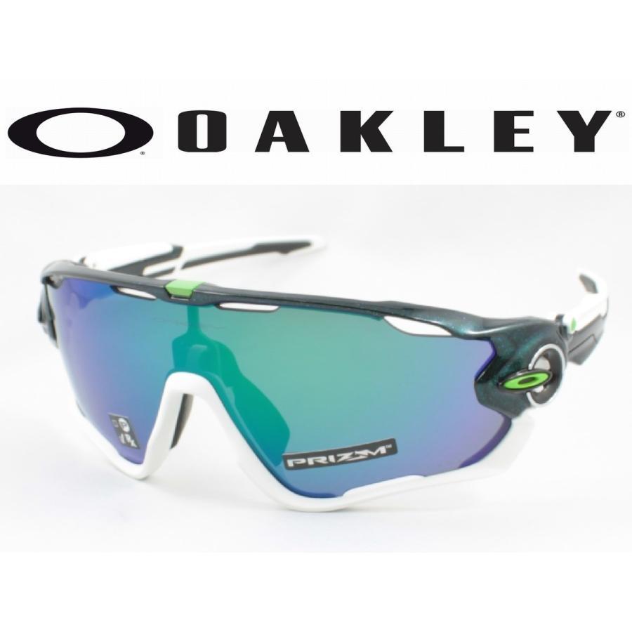 OAKLEY オークリー OO9290-3631 JAWBREAKER ジョウブレイカー スポーツサングラス METALLIC 緑 Cavendish Edition