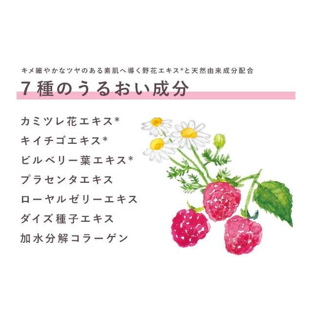 【メール便可】NOBANA ノバナ フェイスマスク 野イチゴとカモミール|meia-lua|02