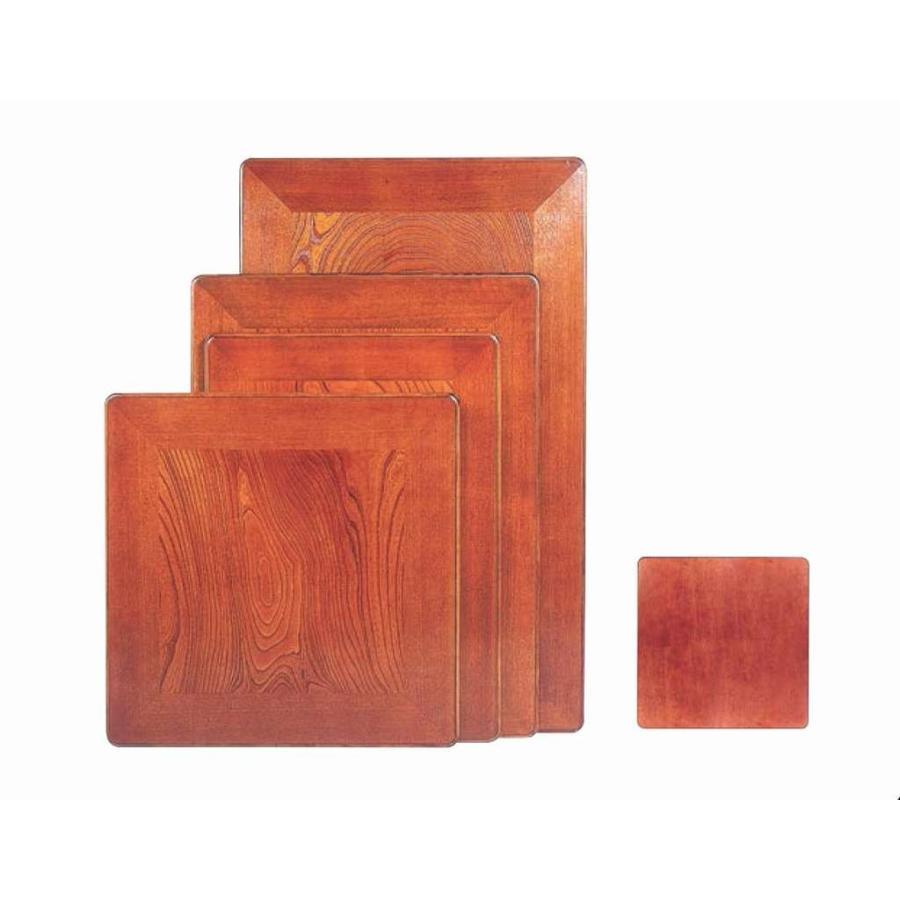 フロアーテーブル 宴会用(黒) (折脚) (折脚) (欅突板) 硬質ウレタン塗装 W1500xH330xD600