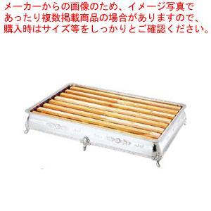 UK 18-8広渕 氷彫刻飾台 38インチ 菊