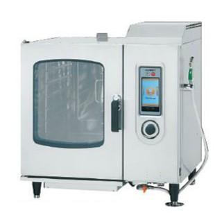 コメットカトウ スチームコンペクションオーブン CSWH-EWシリーズ(電気式/ハイブリッドモデル) 870×795×950 CSWH-EW61