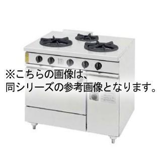 コメットカトウ ガスレンジ XYSシリーズ D=750 レンジタイプ 1800×750×800 XYS-18757A