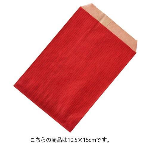 筋入りカラークラフト レッド 10.5×15 6000枚
