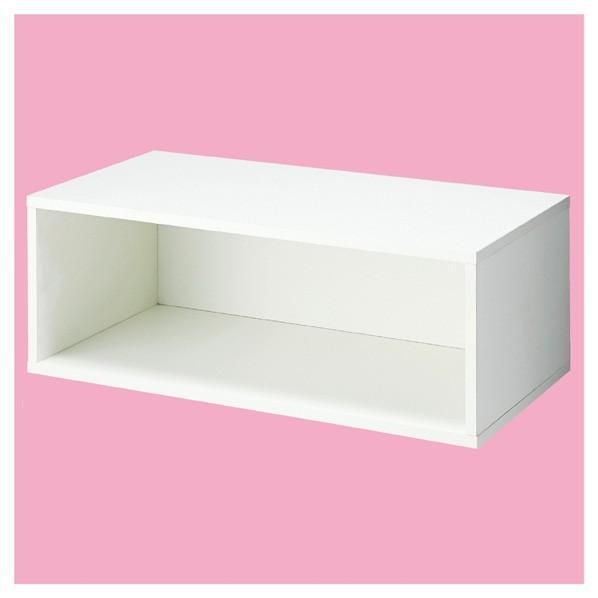木製5面ボックス ホワイト