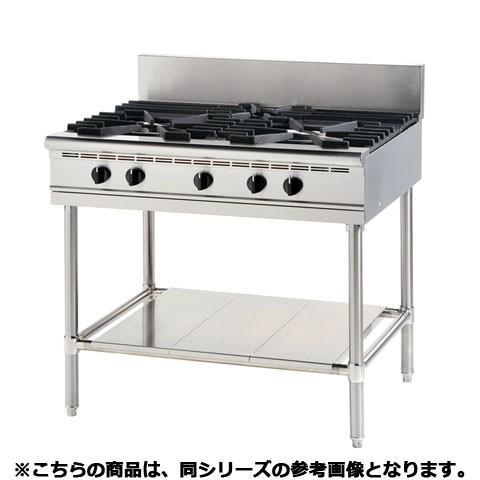 フジマック ガステーブル(内管式) FGTNS186040 【 メーカー直送/代引不可 】